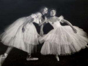 Mary and Carmel Angelo, Hartford Ballet, 1937 Photographer: Katherine lee Enders